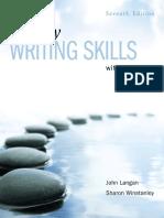 [7th Edition] John Langan_ Sharon Winstanley - Essay Writing Skills with Readings (2014, McGraw-Hill Ryerson).pdf