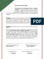 DECLARACIÓN JURADA DE UNION LIBRE neno.docx
