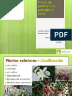 Curso de Jardinería y Paisajismo