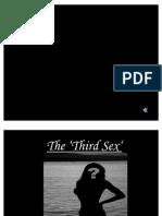 The æThird Sex'