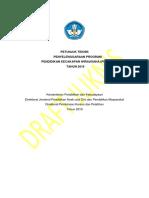 Draft Juknis PKW 2019