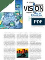 Bulding a Leadership Vision