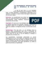 IDENTIFICAR LOS PROCEDIMIENTOS INTERDISCIPLINARES PARA PROPICIAR EL DESARROLLO DE ESTOS EN TELESECUNDARIA.docx