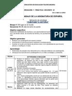 PLAN DE TRABAJO Español.docx