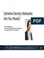 BICSI Extreme Density Networks