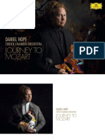 Daniel Hope & Zurich Chamber - Journey to Mozart