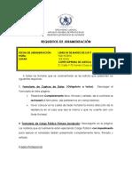 Requistos de Juramentacion (6)