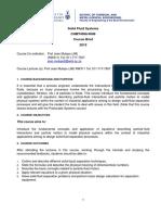 CHMT4006-4008 Course Brief Template-2019