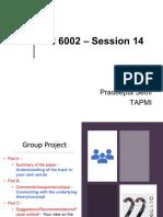 Session 14- ALM IRR Gap Ppt