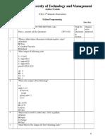 Python External Paper