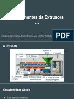 Componentes (Extrusão)