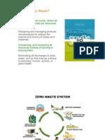 ESA Zero Waste Event PPT Slides