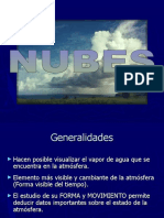 NUBES tipos