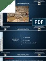 Clase 1 - Principios de Hidráulica Fluvial