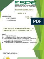 Proyecto Integrador i Exposición Grupo3