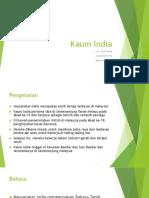 Kaum India.pptx