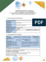 Guía de Actividades y Rúbrica de Evaluación - Unidad 1. Tarea 1. Elementos Teóricos de La Etnopsicología PDF (1)