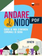 Guida ai nidi d'infanzia comunali di Siena
