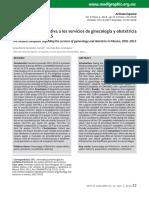 Fernández, S - La queja médica relativa a los servicios de ginecología y obstetricia en México, 2001-2015.pdf