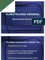 Climatologia General
