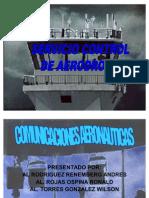 Servicio Control de Aerodromo