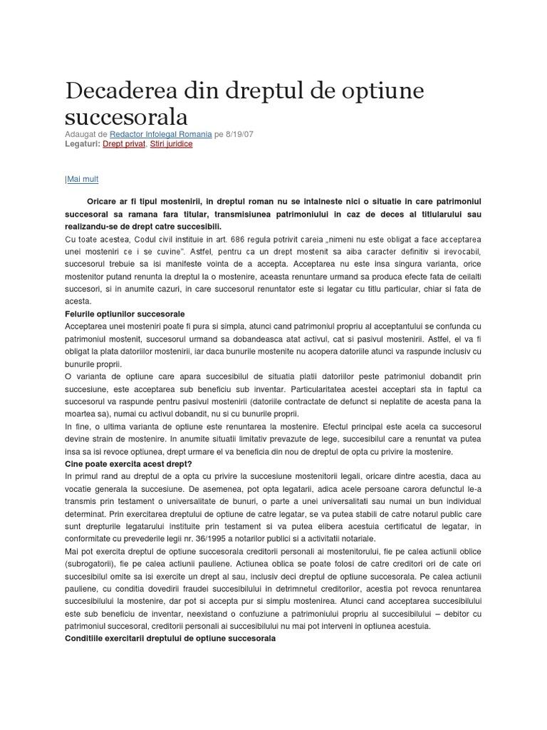 DECIZIE 73 29/10/ - Portal Legislativ