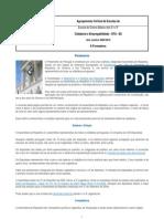 Ficha Global - Assembleia da República