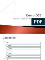 Curso OSB - Pre-requisitos