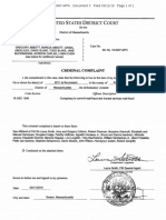 Federal Indictment College Entrance Scam March 12 2019