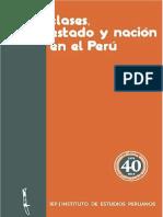 Julio Cotler (2005)  Clases, Estado Y Nacion en El Peru.pdf