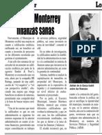 12-03-19 Presume Monterrey finanzas sanas