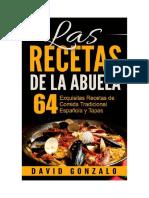 Gonzalo David - Las Recetas De La Abuela.doc