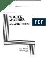 Night Mother Script