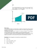 Teoremas Del Cálculo Integral