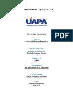 Introduccion a la ciencia de la educacion TAREA 5 F.docx