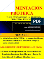 Suplementación Proteica Profesionales (Profesionales Del Trópico)