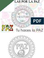 Mandalas Por La Paz