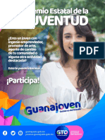 Premio Juventud Guanajuato 2019