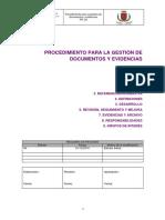 PR 00 Gestion Documentacion 3ª