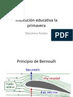 Institución Educativa La Primavera Fluidos