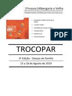 Dossier de Apresentacao de Trocopar 2019