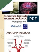 4-TC de Cranio AVC Isquemico