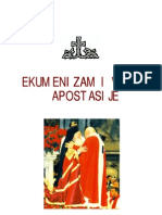 Jeromonah Sava Janjic - Ekumenizam