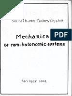 MECHANICS OF NON-HOLONOMIC SYSTEMS.pdf