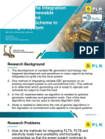 IERE 2019 - Methods for the Integration of Variabel Renewable Energy Into Unit Commitment Scheme in Microgrid System
