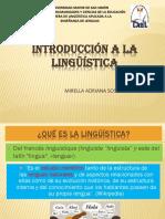 Linguistics 101 Umss