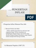 Pengertian Inflasi Finish