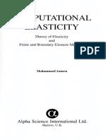 Elasticity Mohammed Ameen.PDF