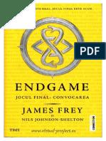 James Frey - [Endgame] 01 Convocarea #1.0~5.docx