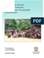 Systeme Africain Droits Des Pa